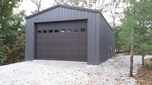 The Convenience of Prefabricated Wooden or Steel Garages